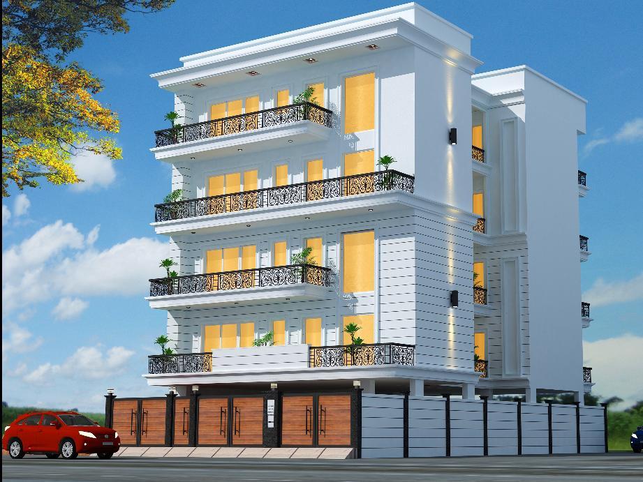 4 BHK Builder Floor in South City 2, Sector-49 Gurgaon