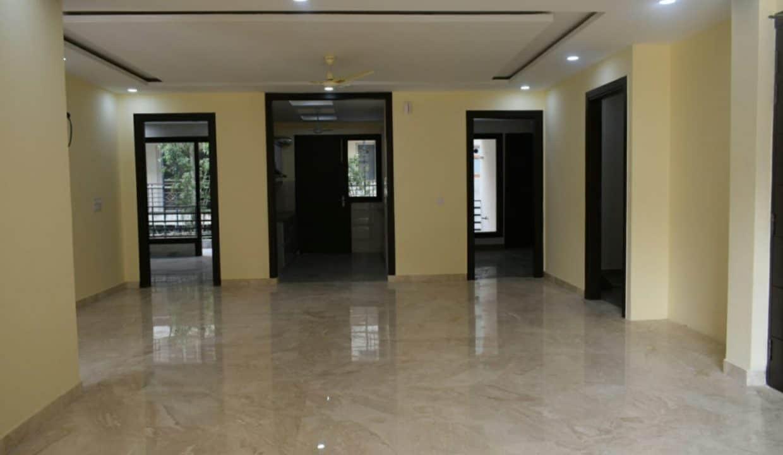 Builder Floor in Sushant Lok 2 Sector-56, Gurgaon Living Area 2