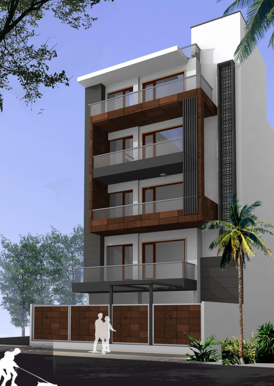 3 BHK Builder Floor in Sushant Lok 2 Sector-56, Gurgaon