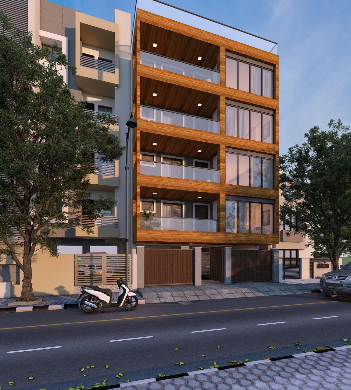 Luxury 3BHK Builder Floor in Sector-57, Gurgaon