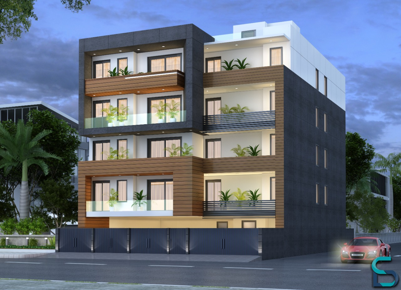 5 BHK Builder Floor in Sector – 56, Gurgaon
