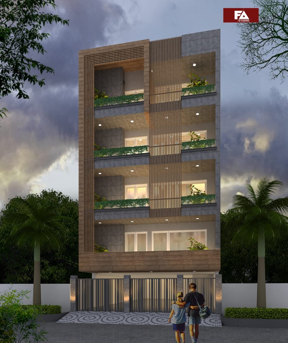 3 BHK Luxury Builder Floor in DLF Phase I, Gurugram