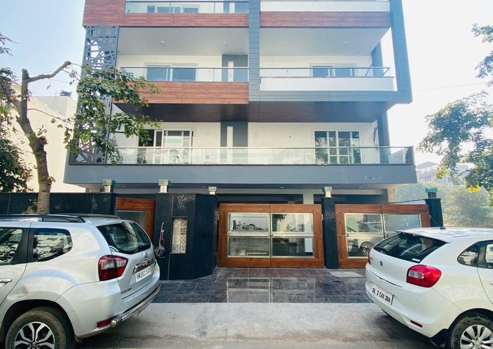 4 BHK Builder Floor in South City 2, Gurgaon Image