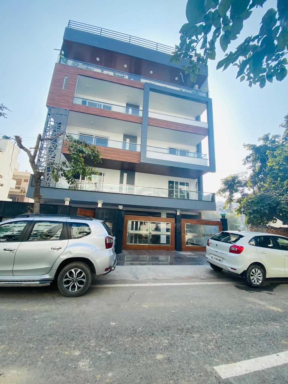 4 BHK Builder Floor in South City 1, Gurgaon