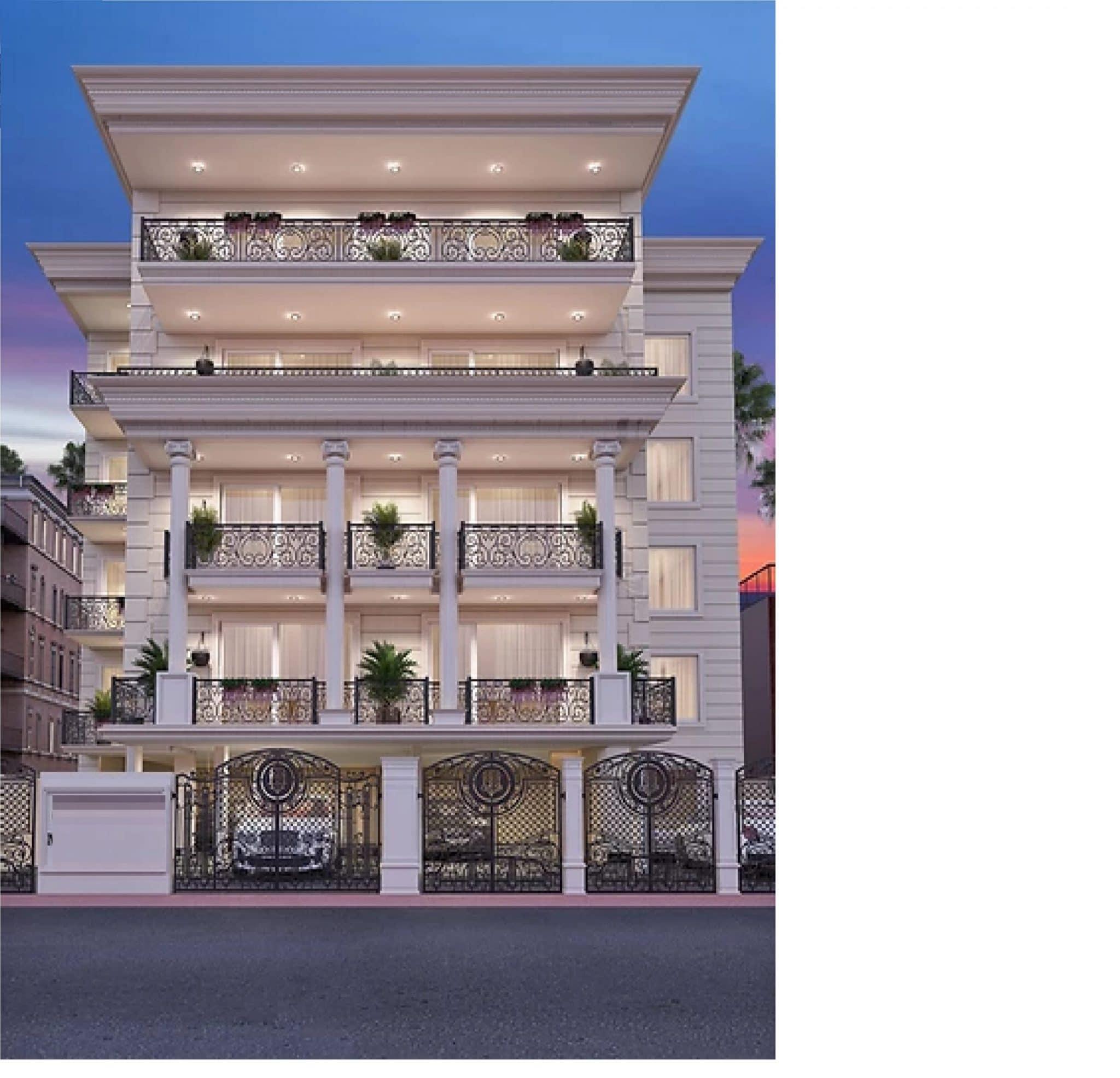 5 BHK Builder Floor in Nirvana Country, Sector 50, Gurgaon