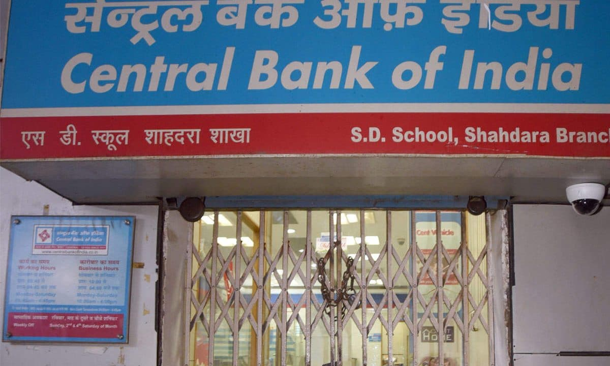 Central Bank of India cuts MCLR by 5 bps across tenors