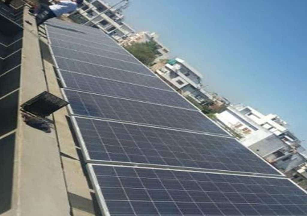 Solar rooftops must for upcoming houses on 500 sq meter in Lucknow