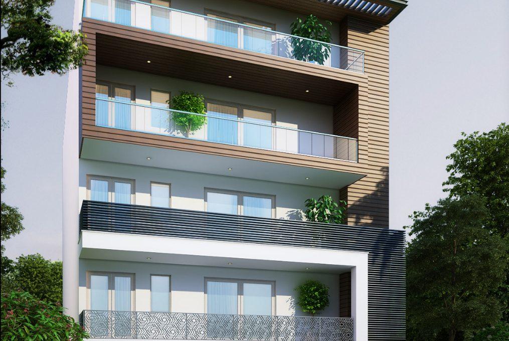 Ultra Luxury 4 BHK Builder Floor in South City 1, Gurugram