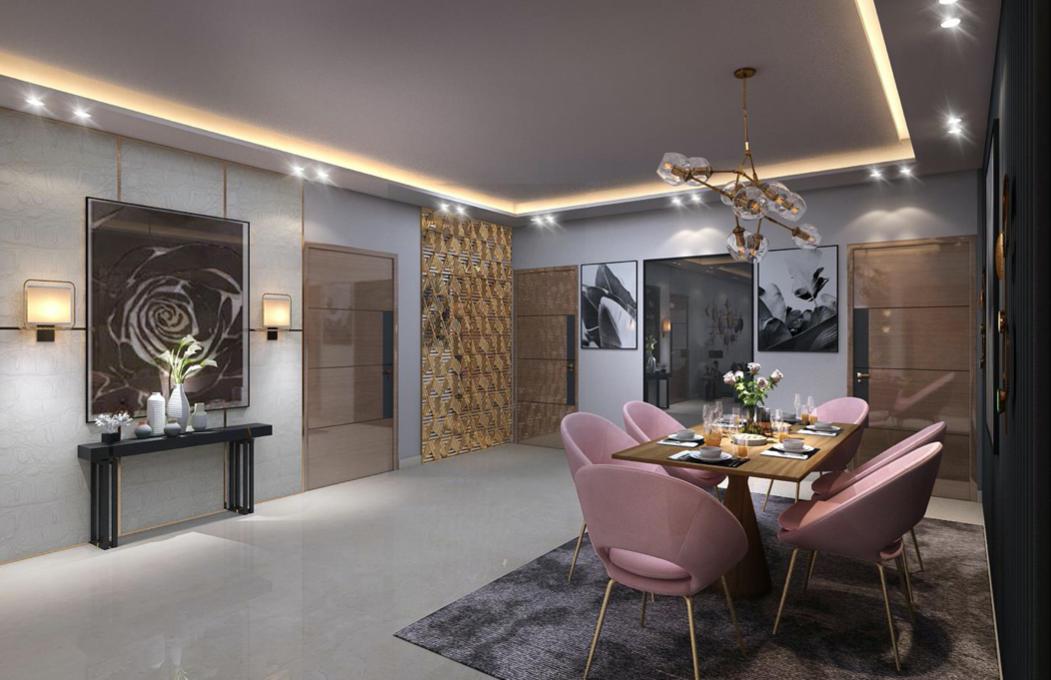 Ultra Luxury 4 BHK Builder Floor in South City 1, Gurugram image 1