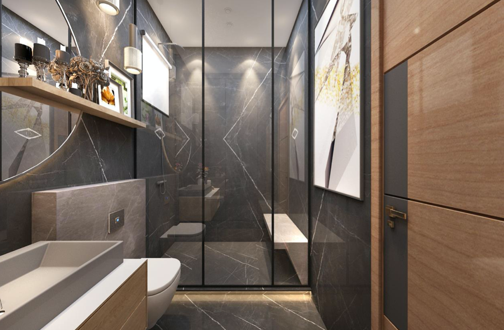 Ultra Luxury 4 BHK Builder Floor in South City 1, Gurugram image 12