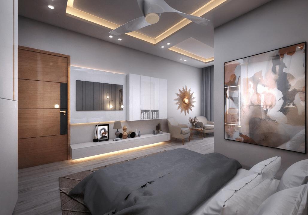 Ultra Luxury 4 BHK Builder Floor in South City 1, Gurugram image 14