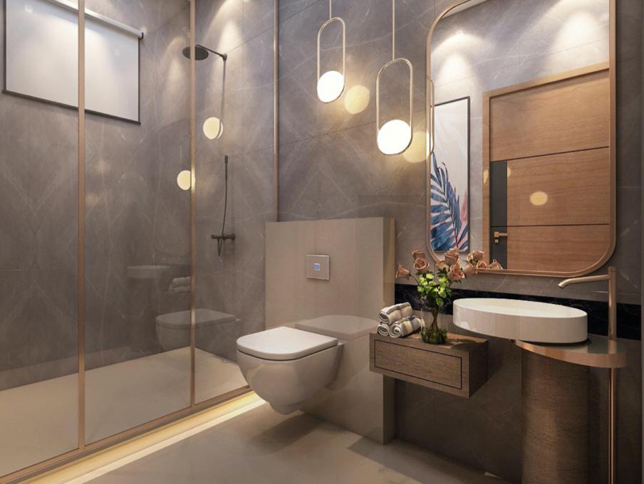 Ultra Luxury 4 BHK Builder Floor in South City 1, Gurugram image 15