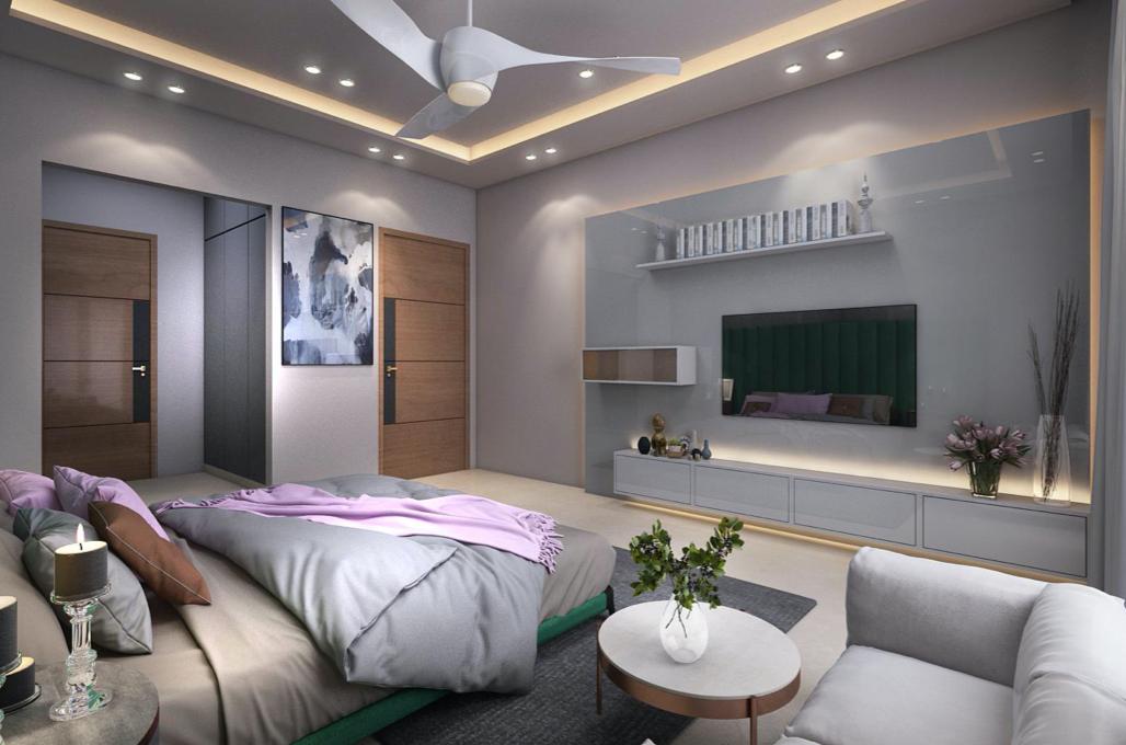 Ultra Luxury 4 BHK Builder Floor in South City 1, Gurugram image 17
