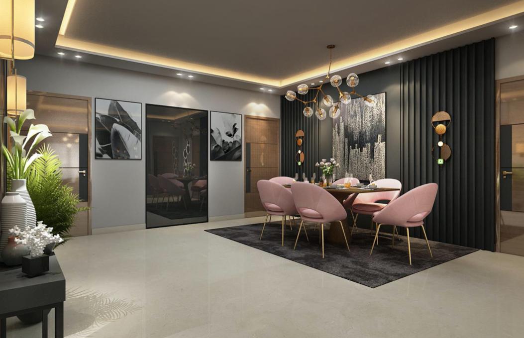 Ultra Luxury 4 BHK Builder Floor in South City 1, Gurugram image 2