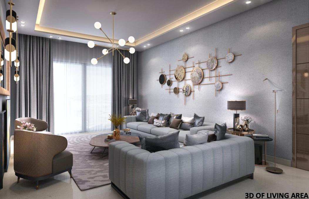 Ultra Luxury 4 BHK Builder Floor in South City 1, Gurugram image 3