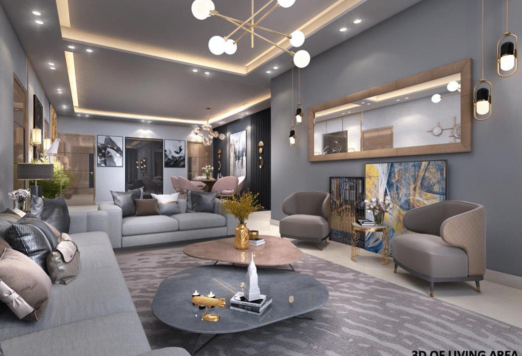 Ultra Luxury 4 BHK Builder Floor in South City 1, Gurugram image 4