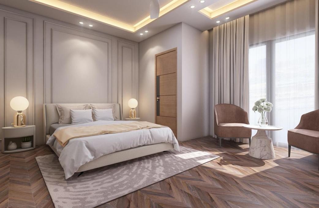 Ultra Luxury 4 BHK Builder Floor in South City 1, Gurugram image 6