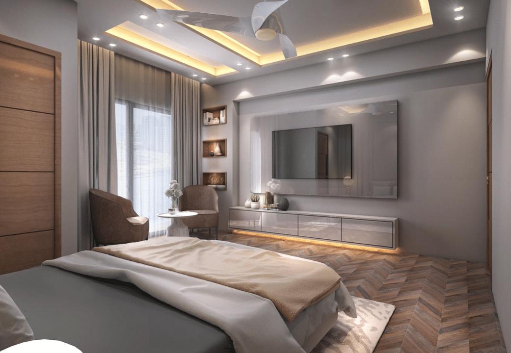 Ultra Luxury 4 BHK Builder Floor in South City 1, Gurugram image 7