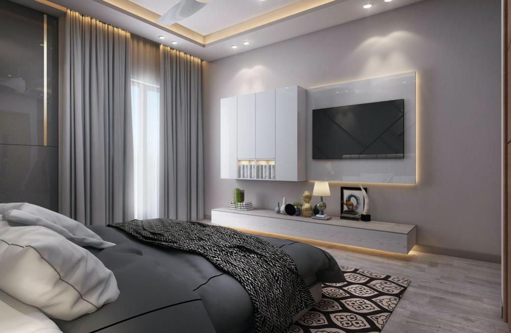 Ultra Luxury 4 BHK Builder Floor in South City 1, Gurugram image 9