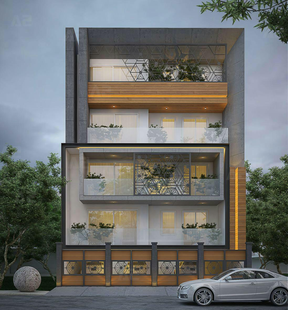 4 BHK Builder Floor in South City 2 Gurgaon