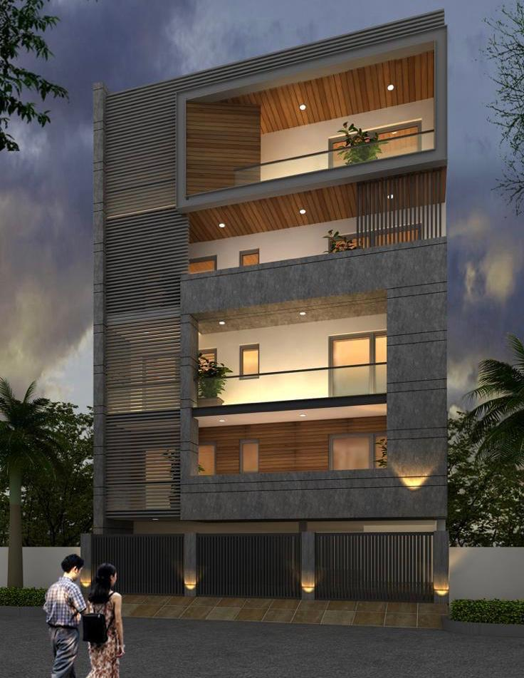 3 BHK Builder Floor in DLF Phase 2, Gurgaon