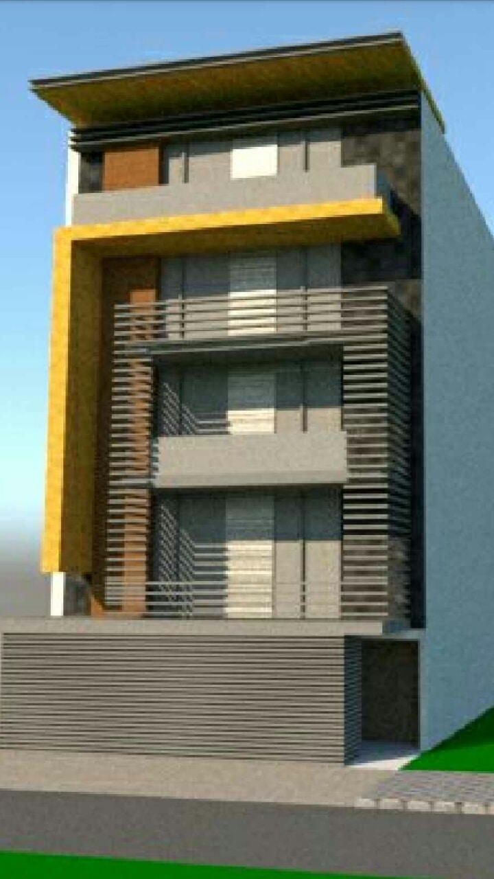 3 BHK Builder Floor in Sushant Lok 2, Gurgaon