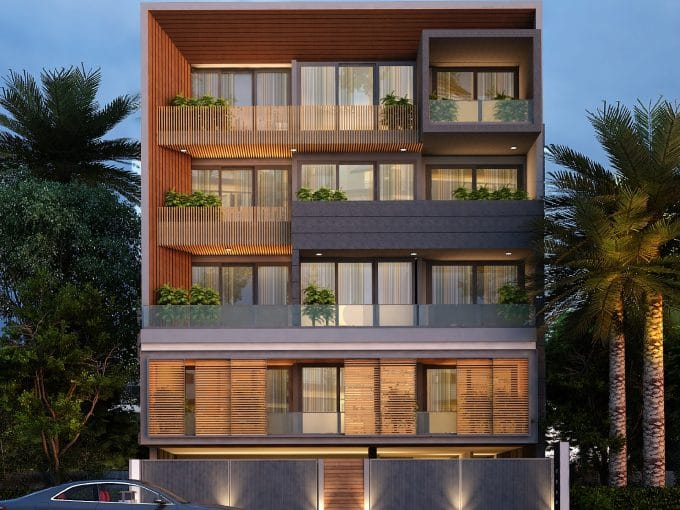 4BHK Builder Floor in DLF Phase-4, Gurgaon