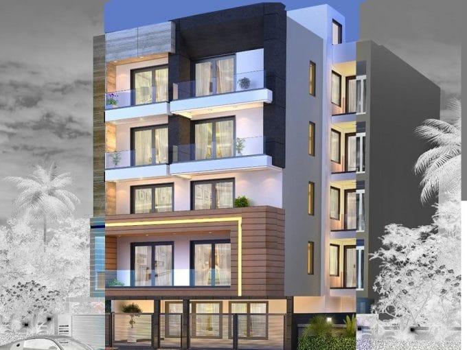 4BHK Builder Floor in Nirvana Country, Sector-50, Gurgaon