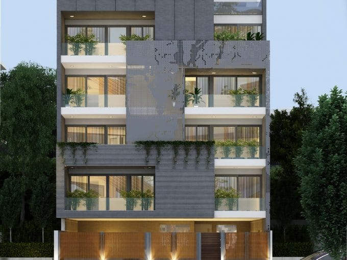 4BHK Builder Floor in DLF Phase-2, Gurgaon