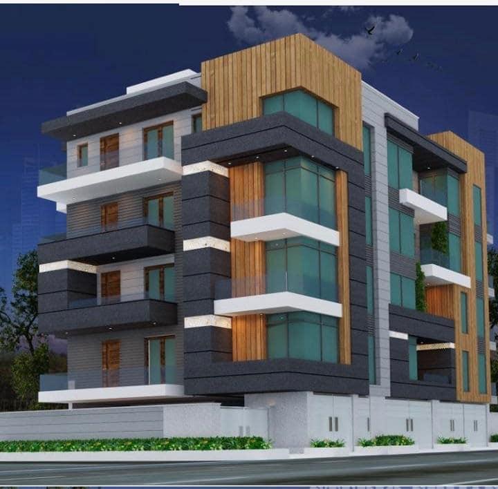 4BHK Builder Floor in Malibu Town, Sector-47, Gurgaon