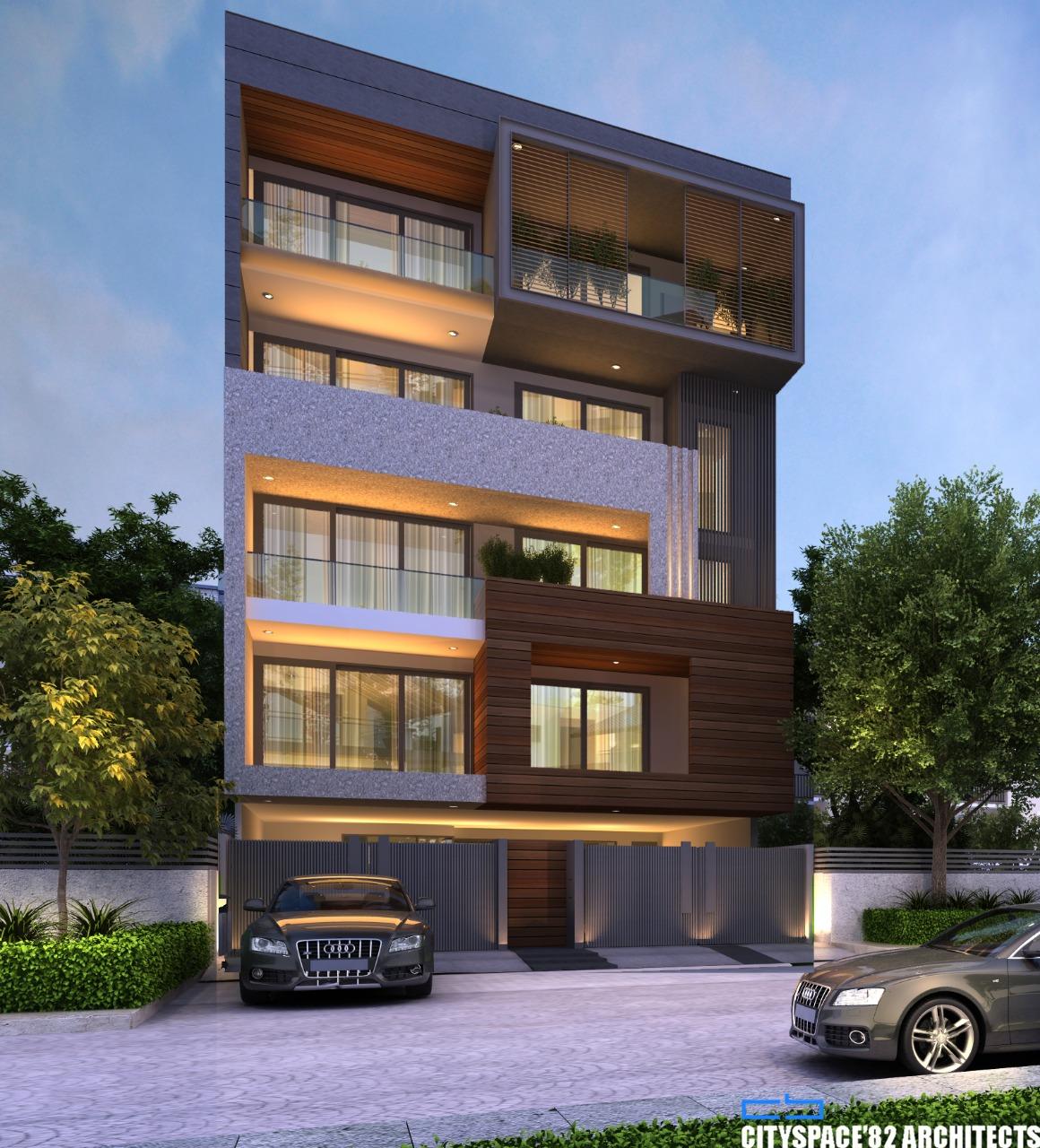 4 BHK Builder Floor in DLF Phase 1, Gurgaon