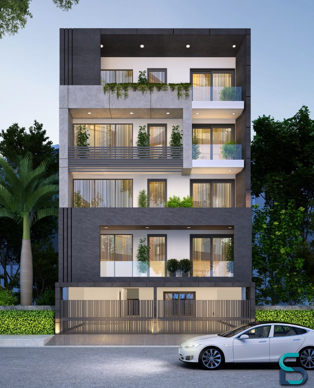 3BHK Builder Floor in DLF Phase-4, Gurgaon