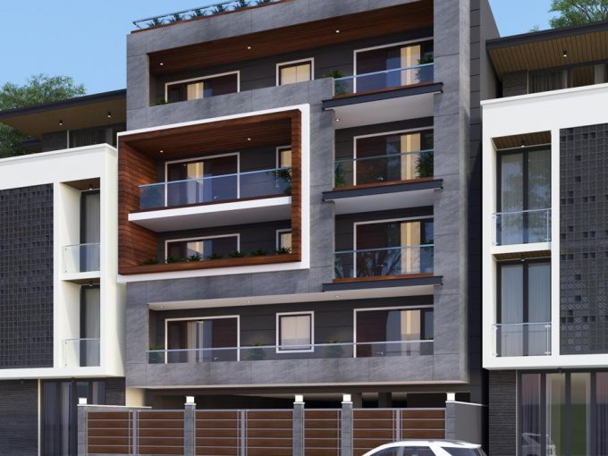 4BHK Builder Floor in Malibu Town, Sector-47, Gurgaon