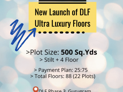 DLF New Floors in Phase 3 Gurgaon