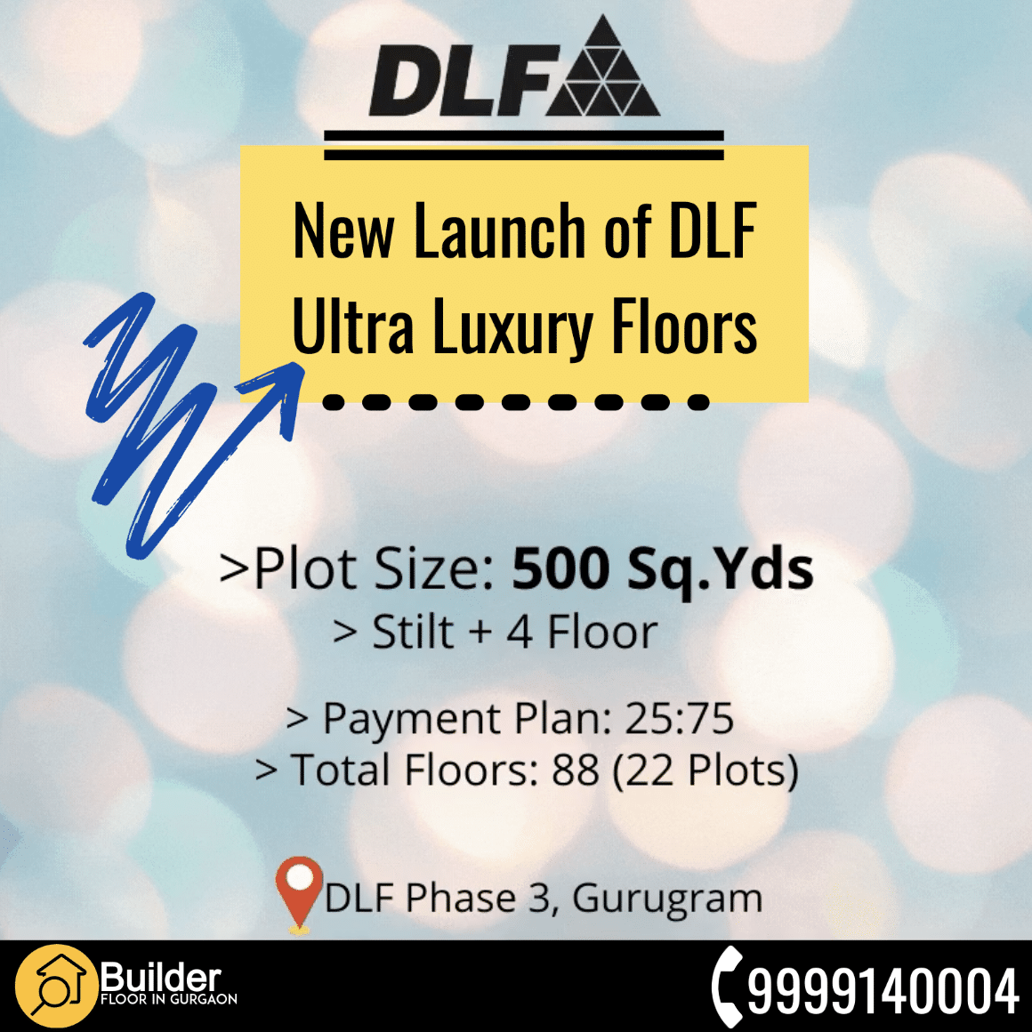 DLF Launch New Floors in Phase 3 Gurgaon
