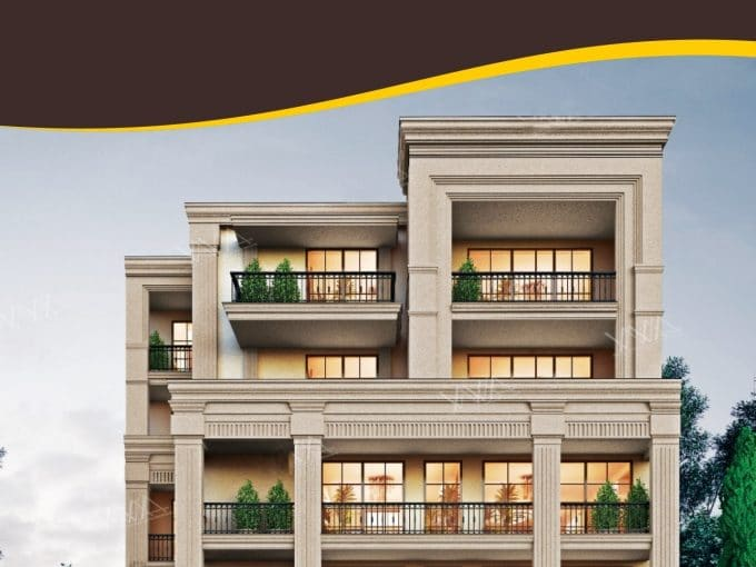 4BHK Luxury Builder Floor in Sushant Lok Phase-1, Gurgaon