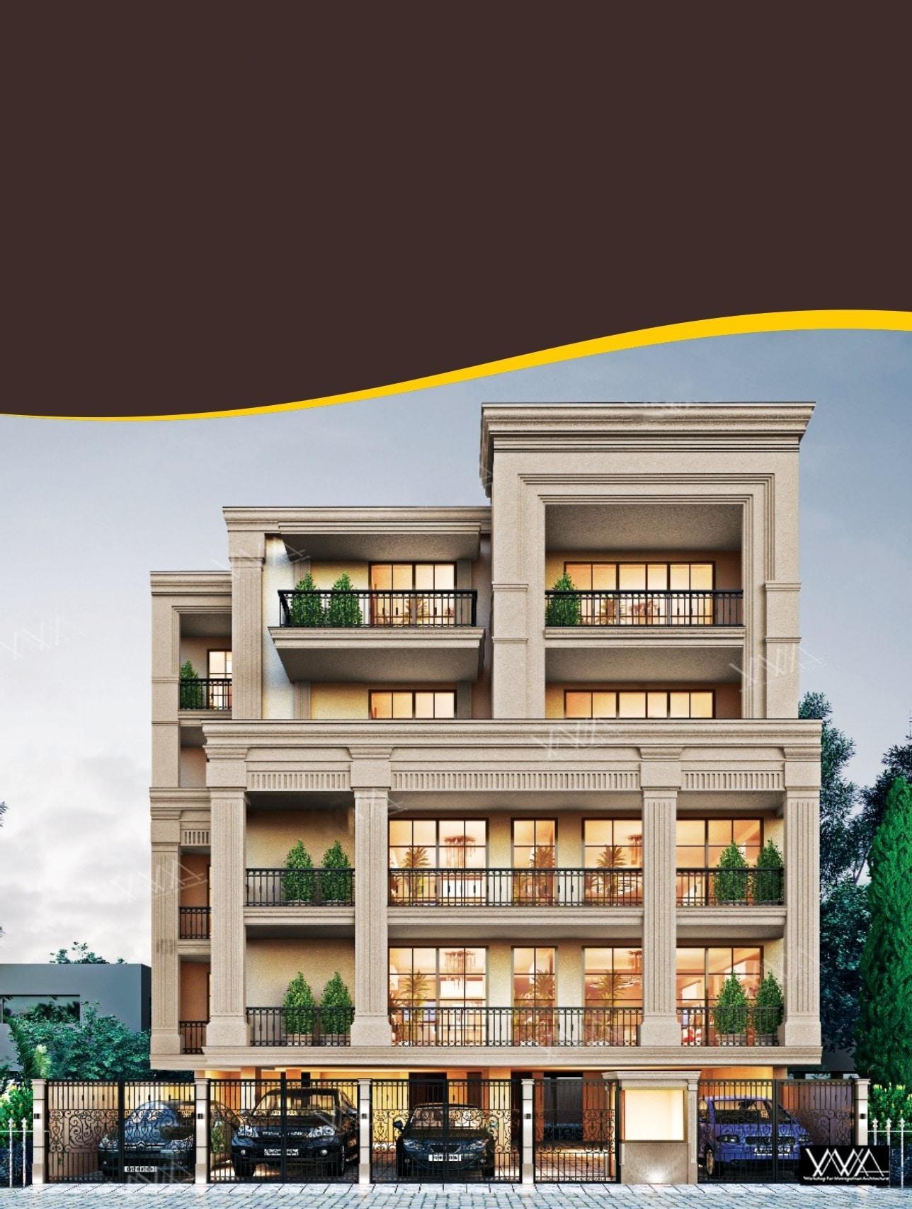 4BHK Luxury Builder Floor in Sushant Lok Phase-1, Gurgaon