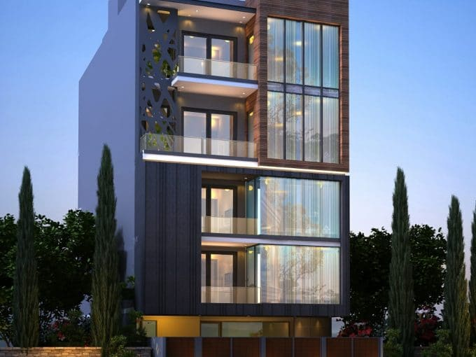 3BHK Builder Floor in Sushant Lok Phase-1, Gurgaon