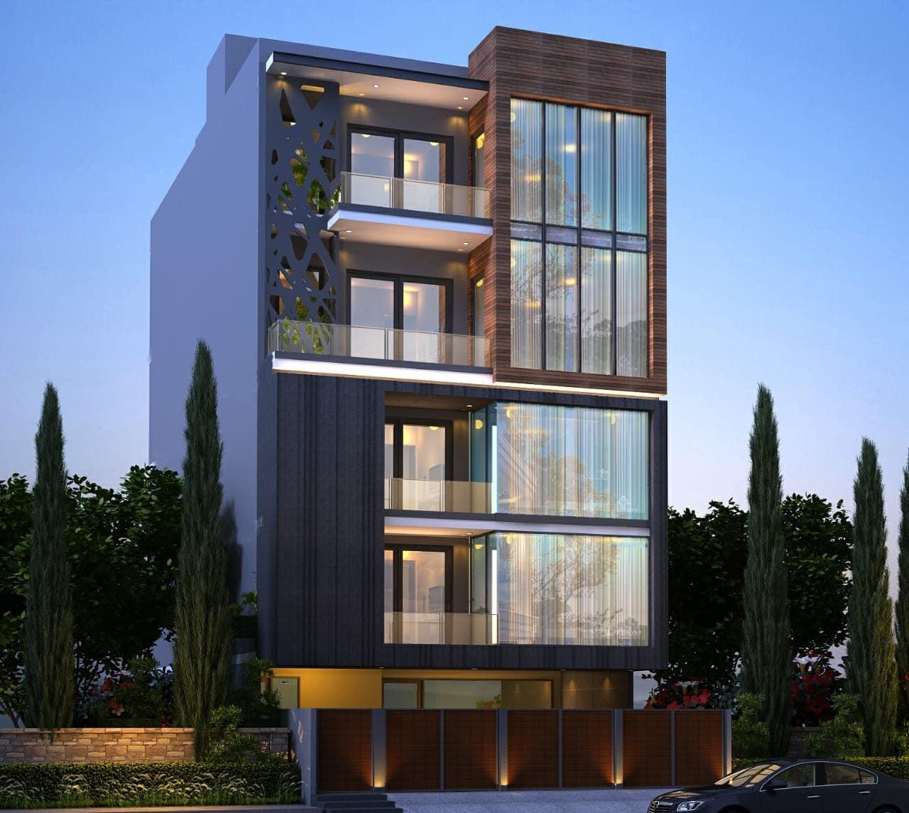 3BHK Builder Floor in Sushant Lok Phase-1, Gurgaon