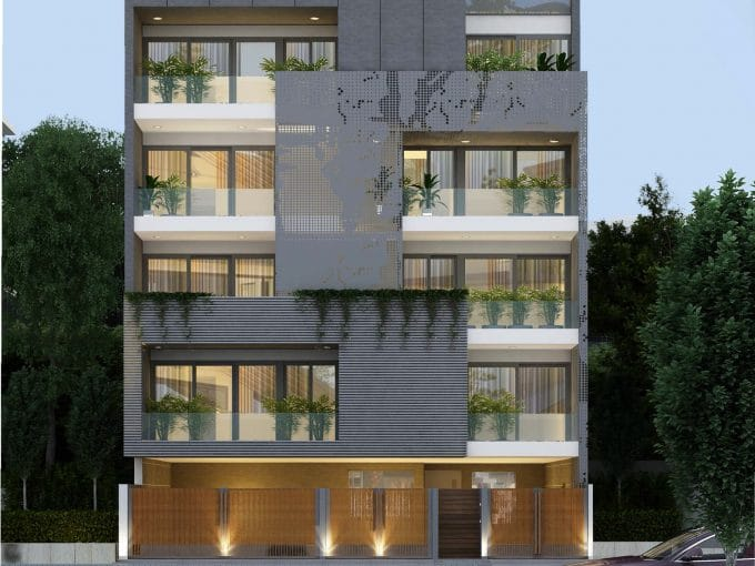 4BHK Luxury Floor in Sushant Lok Phase-1, Gurgaon
