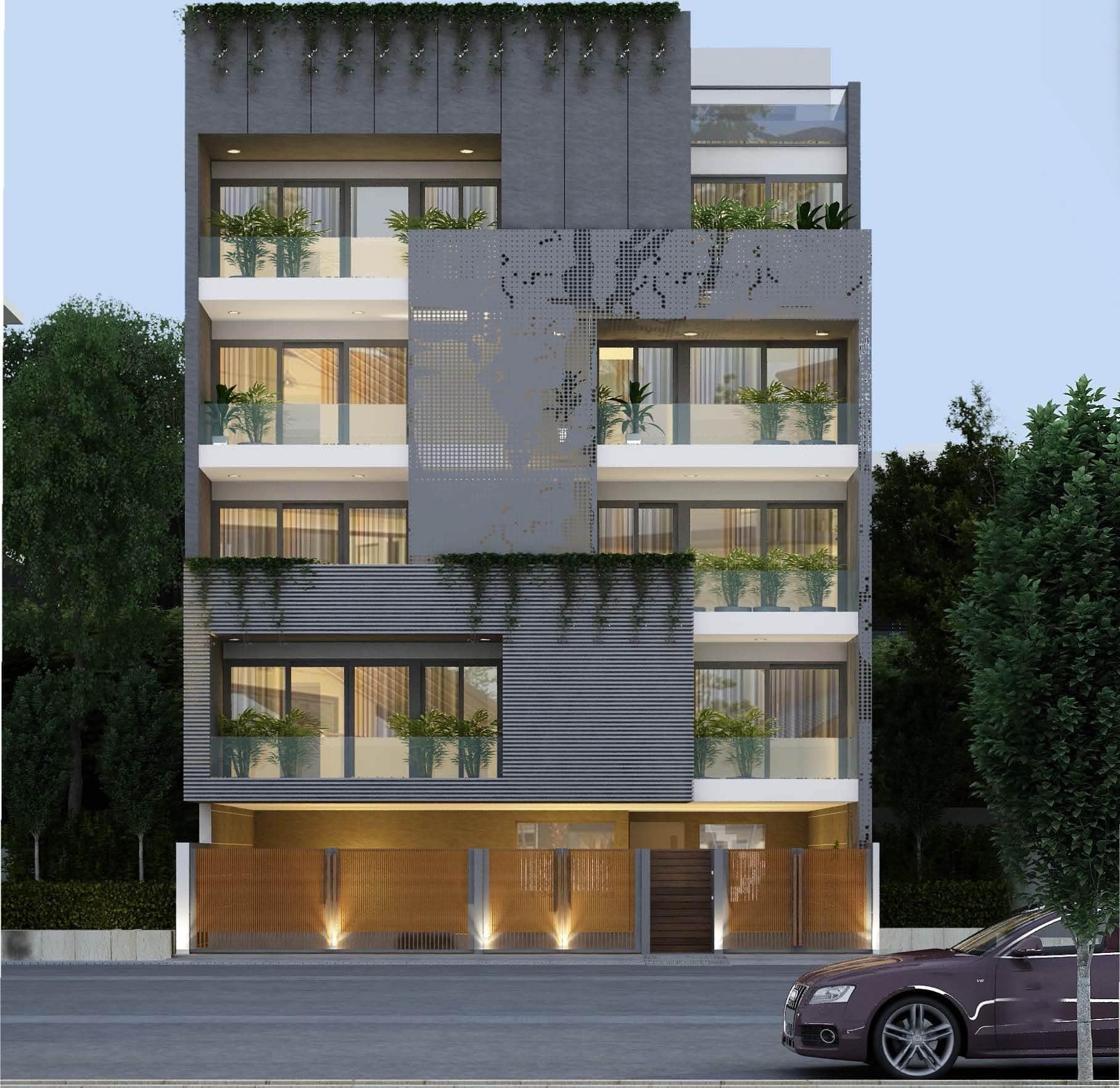 4BHK Luxury Floor in Sushant Lok Phase-1, Gurgaon