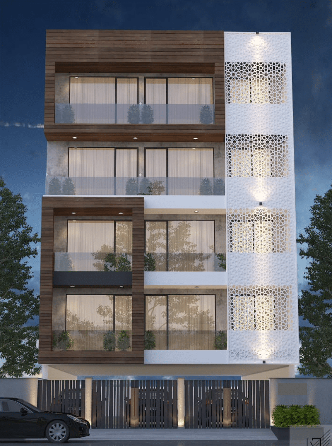 4BHK Builder Floor in Sector 57 Gurgaon | 300 Sq.Yds – Ready To Move In